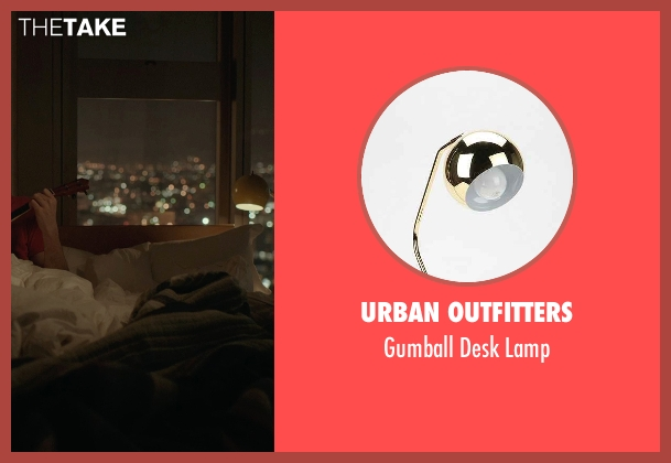 Urban Outfitters lamp from Her seen with Joaquin Phoenix (Theodore Twombly)