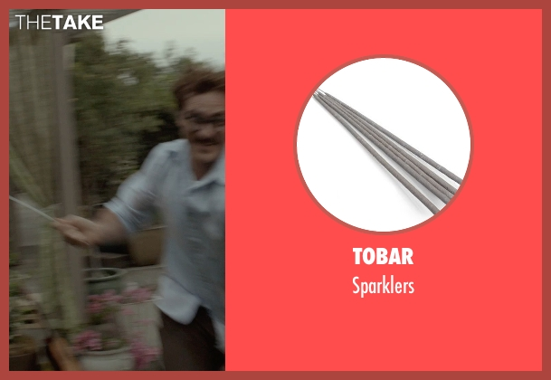 Tobar sparklers from Her seen with Joaquin Phoenix (Theodore Twombly)