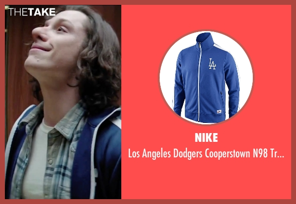 Nike blue jacket from Secret in Their Eyes seen with Joe Cole (Marzin / Beckwith)