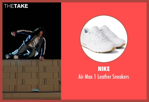 Nike white sneakers from Secret in Their Eyes seen with Joe Cole (Marzin / Beckwith)