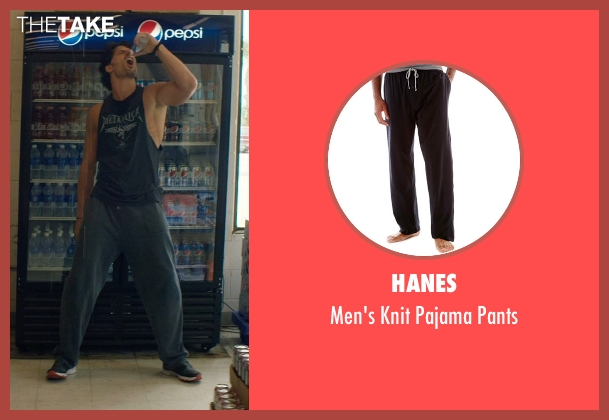 Hanes gray pants from Magic Mike XXL seen with Joe Manganiello (Big Dick Richie)