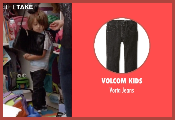 Volcom Kids black jeans from Modern Family seen with Joe Pritchett (Jeremy Maguire)