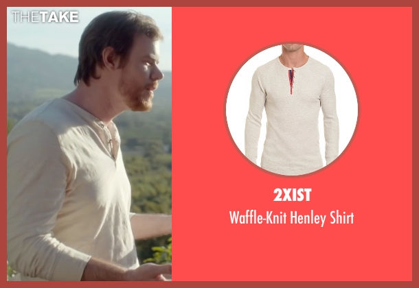 2xist beige shirt from Joshy seen with Joe Swanberg (Aaron)