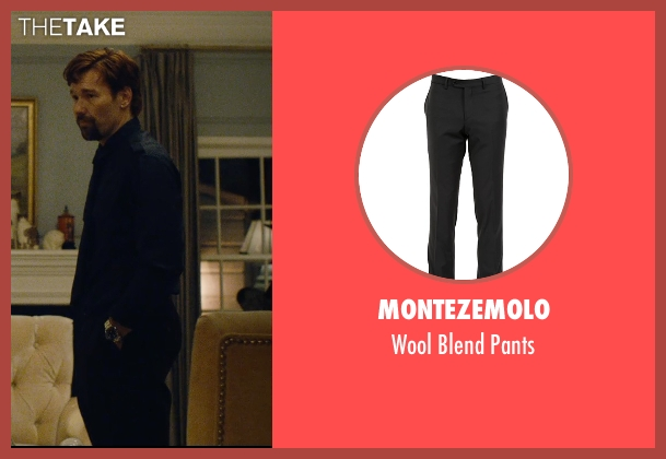 Montezemolo black pants from The Gift seen with Joel Edgerton (Unknown Character)