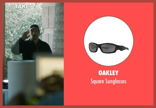 Oakley black sunglasses from The Gift seen with Joel Edgerton (Unknown Character)