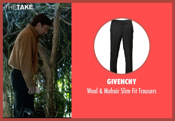Givenchy black trousers from The Gift seen with Joel Edgerton (Gordo)