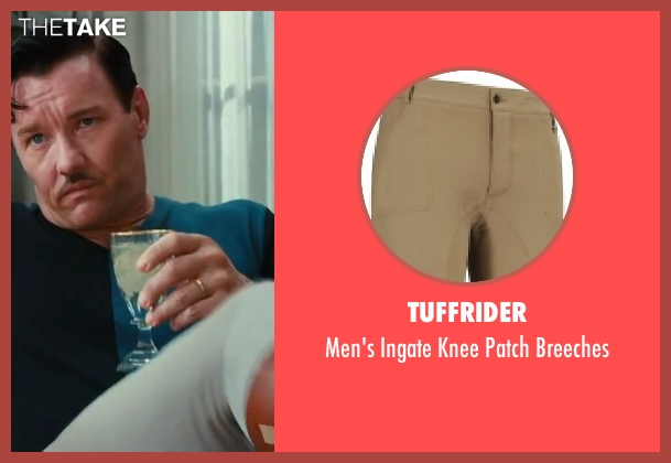 Tuffrider beige breeches from The Great Gatsby seen with Joel Edgerton (Tom Buchanan)