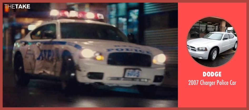 Dodge car from Run All Night seen with Joel Kinnaman (Mike Conlon)