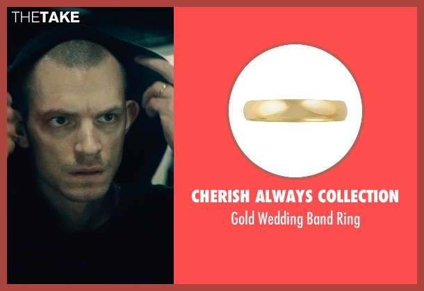 Cherish Always Collection ring from Run All Night seen with Joel Kinnaman (Mike Conlon)