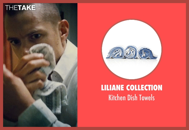 Liliane Collection towels from Run All Night seen with Joel Kinnaman (Mike Conlon)