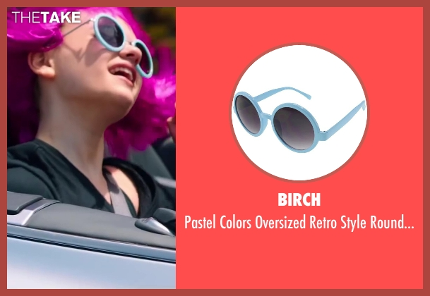 Birch sunglasses from Wish I Was Here seen with Joey King (Grace)
