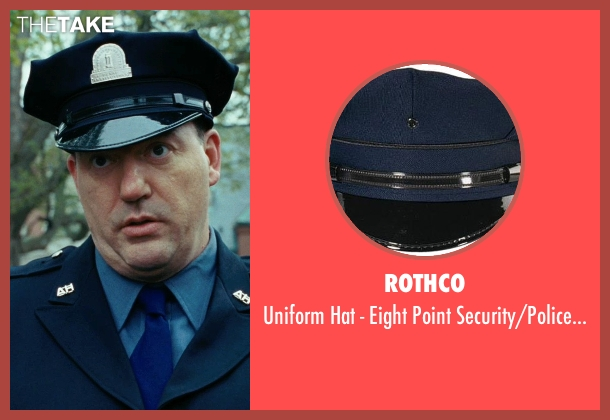 Rothco style from Shutter Island seen with John Carroll Lynch (Deputy Warden McPherson)