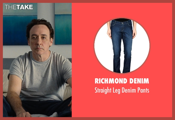 Richmond Denim blue pants from Love & Mercy seen with John Cusack (Brian Wilson - older)