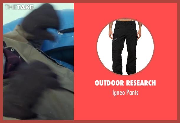 Outdoor Research black pants from Love the Coopers seen with John Goodman (Sam)