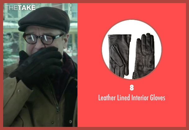 8 brown gloves from Love the Coopers seen with John Goodman (Sam)