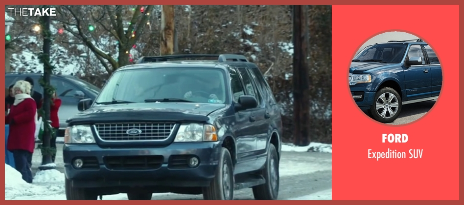Ford suv from Love the Coopers seen with John Goodman (Sam)