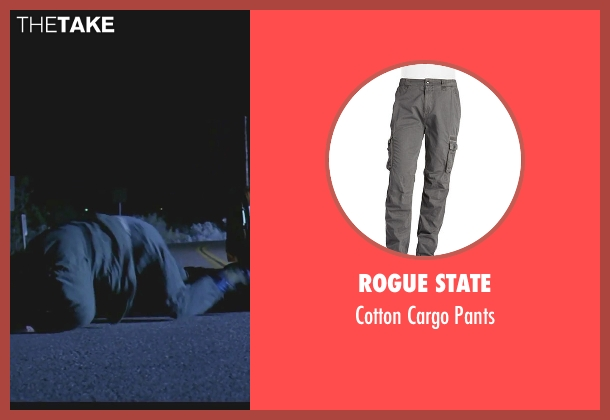 Rogue State gray pants from The Big Lebowski seen with John Goodman (Walter Sobchak)