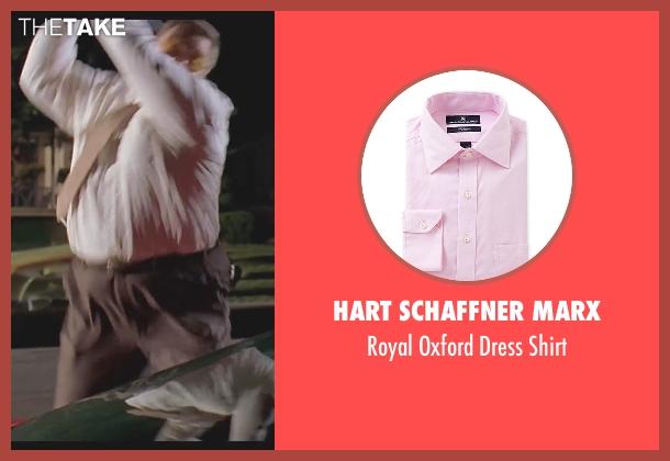 Hart Schaffner Marx pink shirt from The Big Lebowski seen with John Goodman (Walter Sobchak)