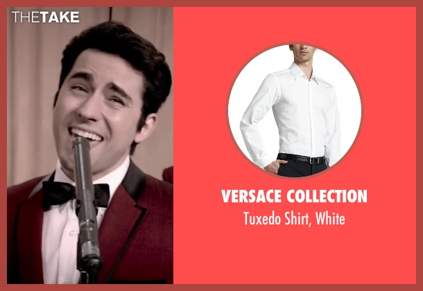 Versace Collection white white from Jersey Boys seen with No Actor (Frankie Valli)
