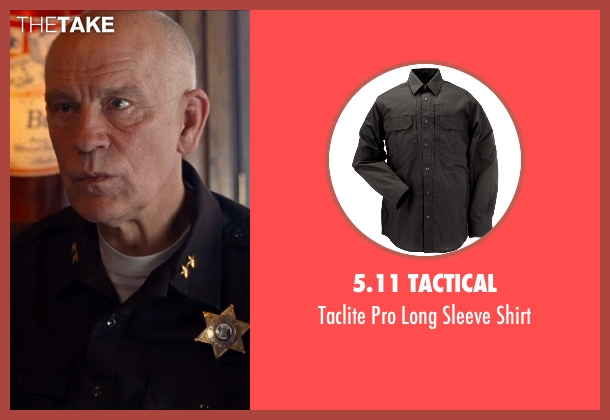 5.11 Tactical shirt from Cut Bank seen with John Malkovich (Sheriff Vogel)