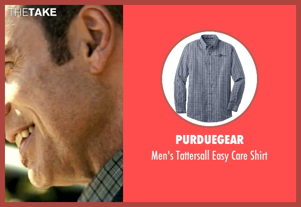 Purduegear gray shirt from Savages seen with John Travolta (Dennis)
