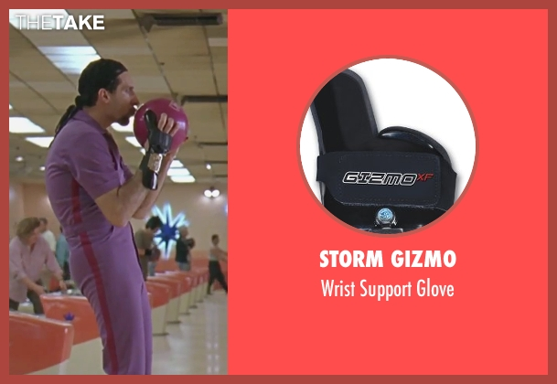 Storm Gizmo glove from The Big Lebowski seen with John Turturro (Jesus Quintana)