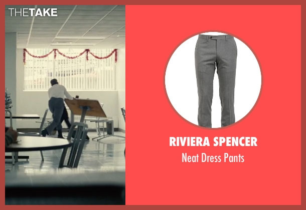 Riviera Spencer gray pants from Black Mass seen with Johnny Depp (Whitey Bulger)