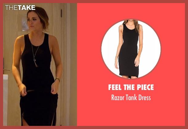 Feel The Piece black dress from The Bachelorette seen with JoJo Fletcher