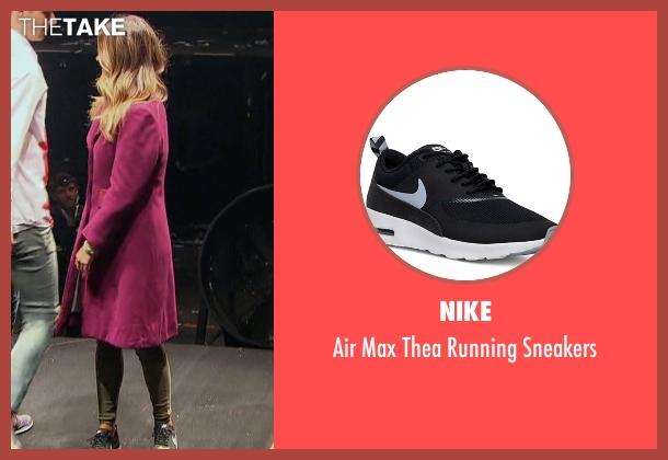 Nike black sneakers from The Bachelorette seen with JoJo Fletcher