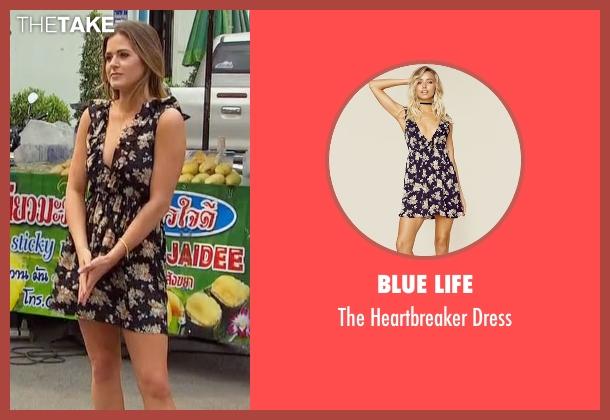 Blue Life blue dress from The Bachelorette seen with JoJo Fletcher