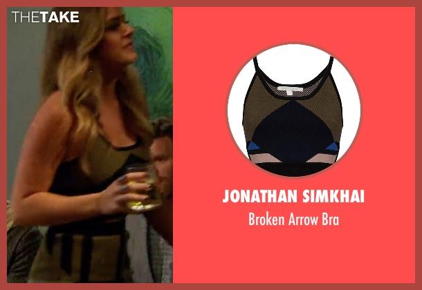 Jonathan Simkhai  bra from The Bachelorette seen with JoJo Fletcher