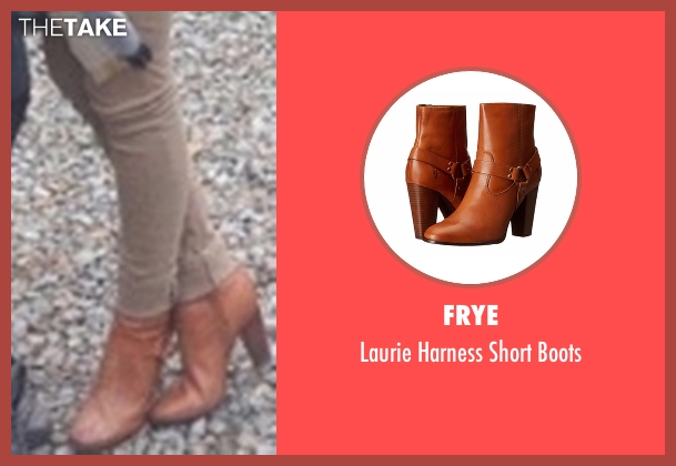Frye brown boots from The Bachelorette seen with JoJo Fletcher
