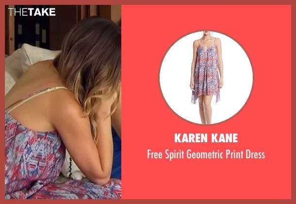 Karen Kane dress from The Bachelorette seen with JoJo Fletcher