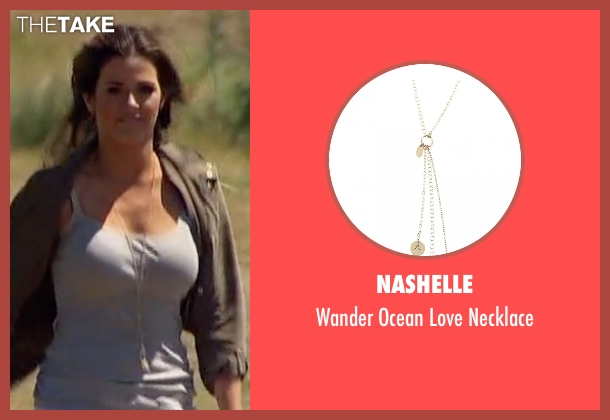 Nashelle gold necklace from The Bachelorette seen with JoJo Fletcher