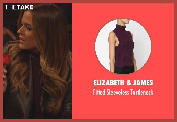Elizabeth & James turtleneck from The Bachelorette seen with JoJo Fletcher