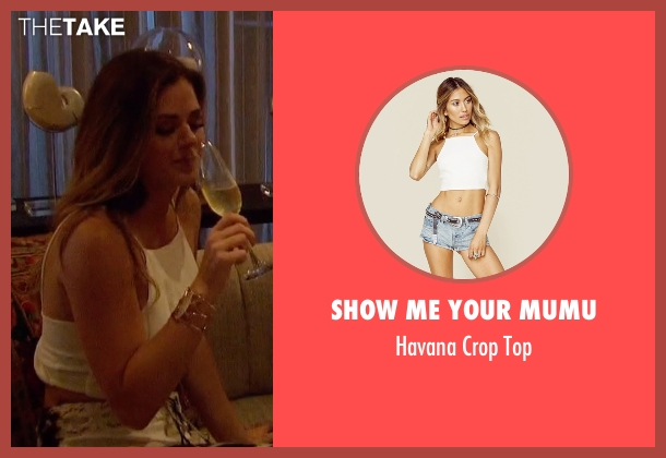 Show Me Your Mumu white top from The Bachelorette seen with JoJo Fletcher