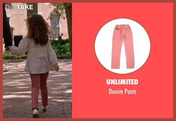 Unlimited pink pants from The Intern seen with JoJo Kushner (Paige Ostin (as Josia Ruby Kushner))