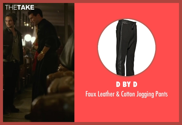 D By D black pants from We Are Your Friends seen with Jon Bernthal (Paige)