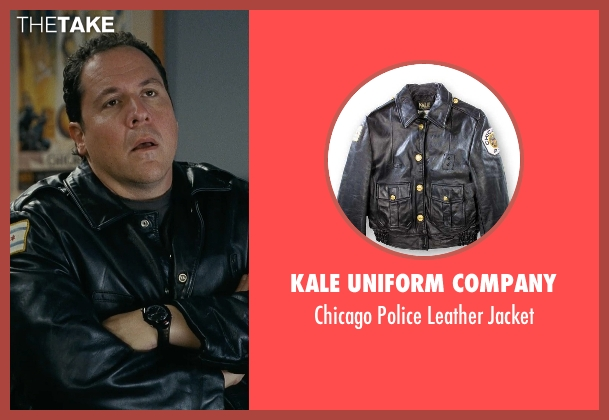 Kale Uniform Company black jacket from Couple's Retreat seen with Jon Favreau (Joey)