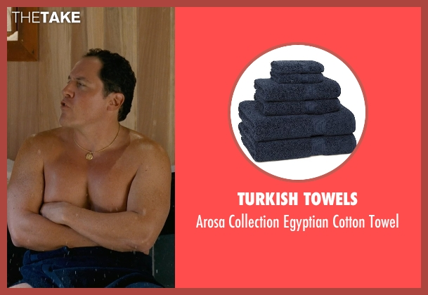 Turkish Towels towel from Couple's Retreat seen with Jon Favreau (Joey)