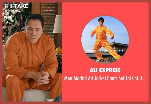 Ali Express uniform from Couple's Retreat seen with Jon Favreau (Joey)