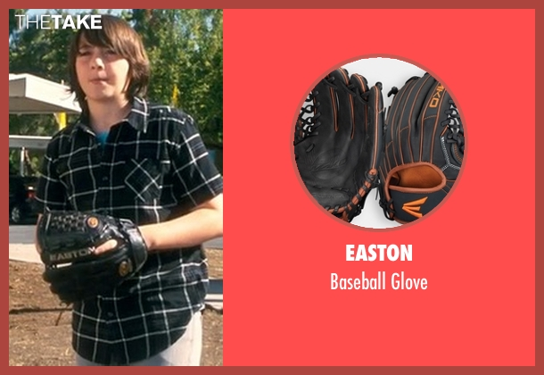 Easton glove from Crazy, Stupid, Love. seen with Jonah Bobo (Robbie)