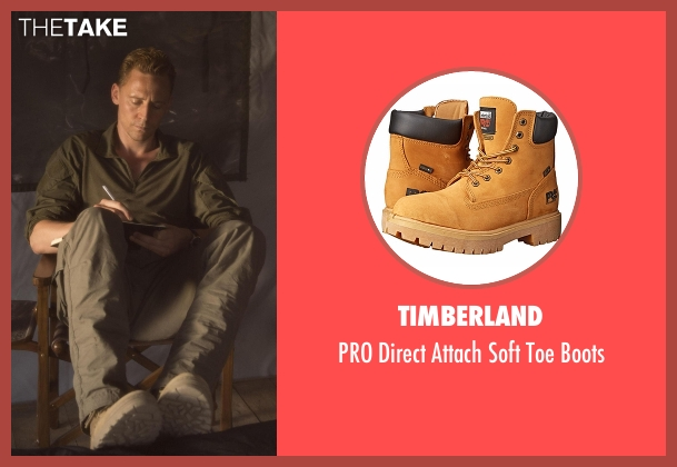 Timberland beige boots from The Night Manager seen with Jonathan Pine (Tom Hiddleston)