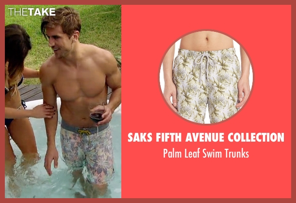 Saks Fifth Avenue Collection trunks from The Bachelorette seen with Jordan