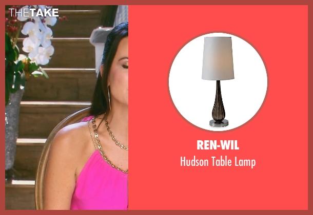 Ren-Wil lamp from (500) Days of Summer seen with Joseph Gordon-Levitt (Tom)