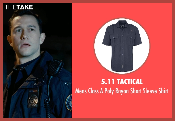 5.11 Tactical shirt from The Dark Knight Rises seen with Joseph Gordon-Levitt (Blake)