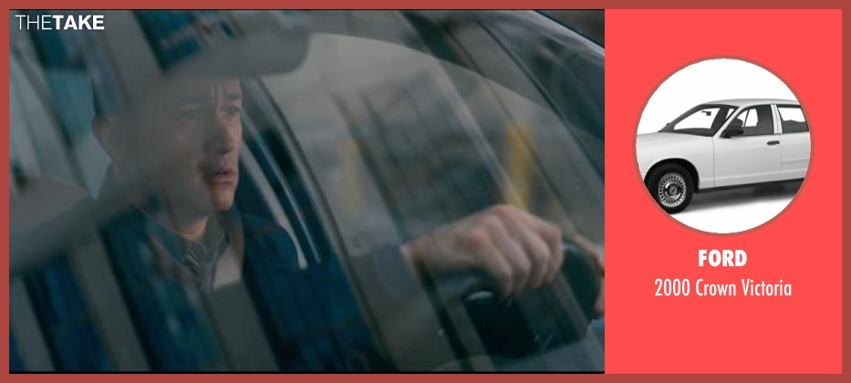 Ford victoria from The Dark Knight Rises seen with Joseph Gordon-Levitt (Blake)
