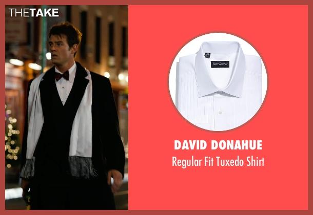 David Donahue white shirt from New Year's Eve seen with Josh Duhamel (Sam)