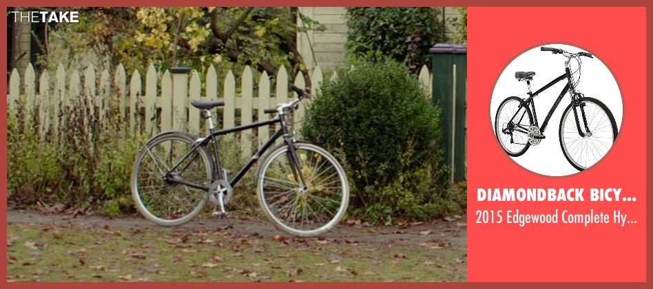 Diamondback Bicycles bike from If I Stay seen with Joshua Leonard (Denny Hall)