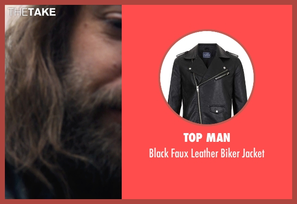 Top Man black jacket from If I Stay seen with Joshua Leonard (Denny Hall)